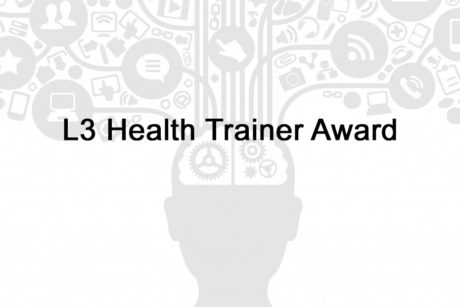 L3 Health Trainer Award