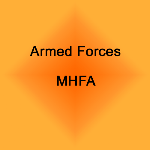 armed forces mhfa