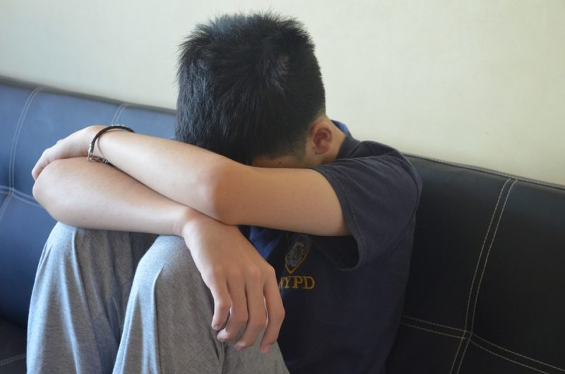 Young person mental ill health