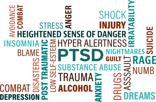 PTSD mental ill health armed forces